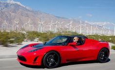 Tesla Roadster The Tesla Roadster – Is it the World's First Serious Electric Car? The Tesla Roadster electric car has now gone into full public production, and with a chassis based on t… Tesla Motors, Tesla Sports Car, Tesla Roadster Sport, Ferrari, Maserati, Bugatti, Sports Car Price, Audi, Diesel Cars