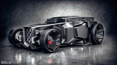 Lamborghini Rat Rod Concept 2015 via Terra USA