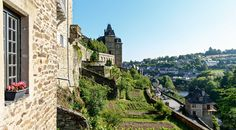 The most beautiful villages in Corrèze (France) - Uzerche