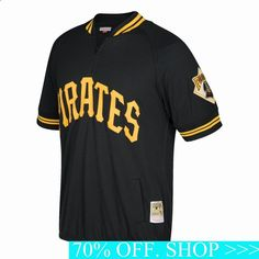 Turn dreams into reality while expressing ultimate fan loyalty today with this Pittsburgh_Pirates_Cooperstown_Collection_Mesh_Batting_Practice_Quarter-Zip_Jersey_-_Black. Made for the passionate fan looking for a jersey that combines authentic team detailing with everyday style.Check out the rest of our NFL Football gear for the whole family. Mens Digital Watches, Football Gear, Pittsburgh Pirates, Polo Ralph Lauren, Mens Tops, Collection, Shopping, Black, Loyalty