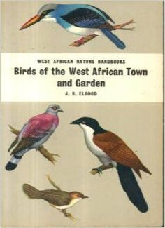 Birds of the West African Town and Garden by J.H. Elgood