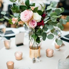 12 Ways to Add Rose Gold to Your Wedding Decor