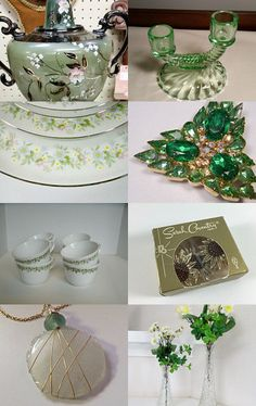 Dine in Style TeamVintageUSA  by Janell Reid on Etsy--Pinned with TreasuryPin.com