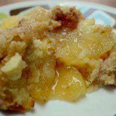 Slow Cooker Apple Crisp Recipe