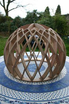 charpente en résille bois | HoBo Constructions: Charpente en Résille