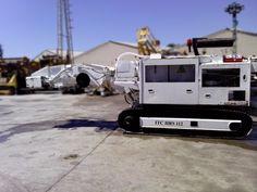 Diesel Engine, Heavy Equipment, Baggers, Black