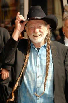Willie Nelson Texas Proud!