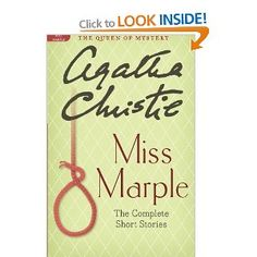 Miss Marple: The Complete Short Stories Miss Marple Mysteries: Amazon.co.uk: Agatha Christie: Books