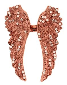 Wildfox Gold Winged Ring