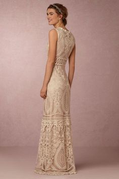 BHLDN Roane Gown in  New at BHLDN