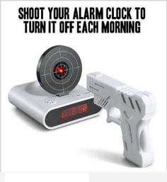 """Epic Invention! on Twitter: """"No snooze button with this Alarm Clock! #EpicInvention  #Technology  #Inventions https://t.co/p3sHc3w4ZZ"""""""