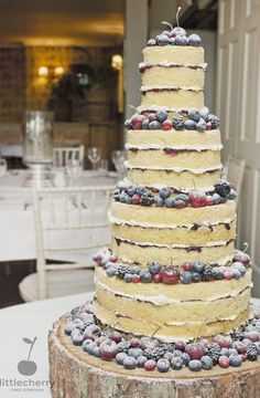 Unique Wedding Cakes from Little Cherry