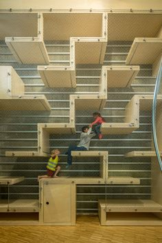Gallery of MVRDV   ADEPT's Dynamic Ku.Be House of Culture in Movement, Photographed by Ossip van Duivenbode - 2