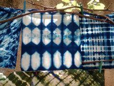 Tudo azul na Origem Estamparia....Paineis 40 x 40cm....lindos para almofadas...