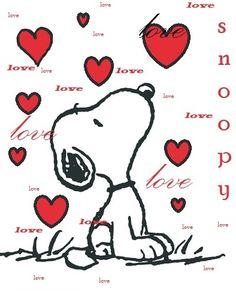 Snoopy n love