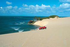 Dunes Genipabu - Natal - Brasil