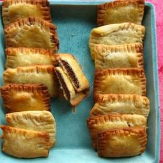 Nutella Pop Tarts - who doesn't love nutella??????