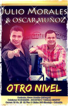 Julio Morales y Oscar Muñoz – Excelente – http://vallenateando.net/2012/07/26/julio-morales-y-oscar-munoz-excelente-noticias-vallenato/ - #Noticias #Vallenato !