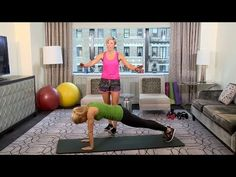 ▶ Blast Holiday Fat Fast with These Three Moves From Carrie Underwood's Trainer   Great Ideas   PEOPLE - YouTube