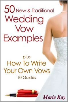Real Wedding Vows You'll Love