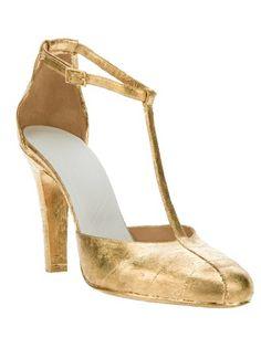MAISON MARTIN MARGIELA - t-bar shoe