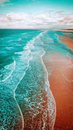 How to Take Good Beach Photos Ocean Wallpaper, Summer Wallpaper, Iphone Background Wallpaper, Nature Wallpaper, Summer Pictures, Beach Pictures, Aesthetic Backgrounds, Aesthetic Wallpapers, Iphone Homescreen Wallpaper
