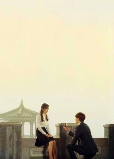 Jin Se yeon- Song Jae Hee/ Han Seung Hee in Doctor Stranger with Park Hoon(Lee Jong Suk)
