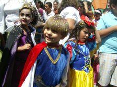 La Piedad. Del desfile infantil de Primavera, 011
