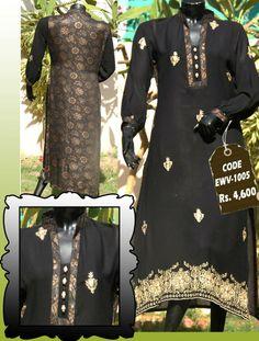 VELO's Elegant Casual Wear Winter Dresses 2014 (7)