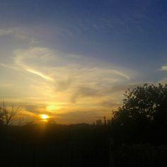 #sunset #roma