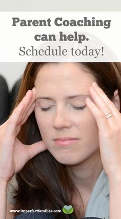 Are you feeling overwhelmed, stressed or frustrated as a parent? You don't have to parent alone. Parent Coaching can help you find solutions to your touch parenting challenges. Contact me today for more information!