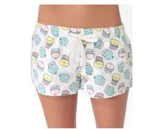 $6.80 Pajama shorts at Forever 21-SUPER CUTE!!!