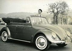 1958 VW Beetle Convertible