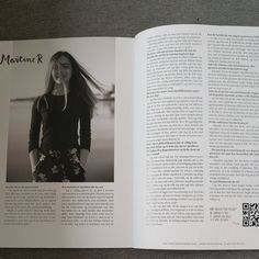 Thank you so much for featuring me in your magazine @fletta__❤️ It's been a pleasure working with you!  #singer #song #music #guitar #artist #girl #norwegian #norway #youtube #martineR #cover #original #songwriter #concert #acoustic #picture #photooftheday #photoshoot #picoftheday #instagramsinger #instasinger #gig #stage #concert #60secondcover #magazine #blackandwhite #interview