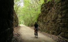 Ride the Katy Trail Missouri's 225-mile Bike Trail, America's Longest Rails-To-Trails Project