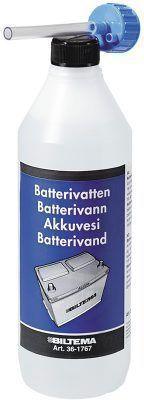 Batterivand
