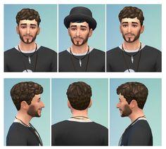 Gere Hair at Birksches Sims Blog via Sims 4 Updates