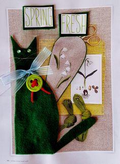 Spring Fresh - artwork by Rita Dabrowicz
