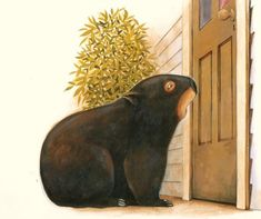 wombat demands Diary of a wombat by J French. Very funny and great pics by Bruce Whatley