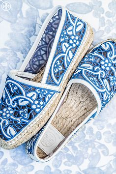 Visit Tory Burch to shop for Lucia Lace Espadrille . Find designer shoes, handbags, clothing & more of this season's latest styles from designer Tory Burch. Tory Burch, Shoe Boots, Shoes Sandals, Shoe Bag, Wedge Sandals, Lace Espadrilles, Espadrille Sandals, Blue Lace, Summer Shoes