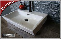 Lavoar dreptunghiular pe blat Oran Bathroom, Home Decor, Washroom, Decoration Home, Room Decor, Full Bath, Bath, Home Interior Design, Bathrooms