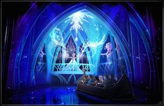 Voyage to Arendelle on this boat-ride attraction featuring Anna, Elsa, Olaf and other characters from the Disney movie 'Frozen' in Epcot at Walt Disney World Resort, near Orlando, Florida. Walt Disney World, Disney World Resorts, Disney World Attractions, Disney World News, Disney Parks Blog, Disney World Vacation, Disney Vacations, Disney Trips, Cruise Vacation