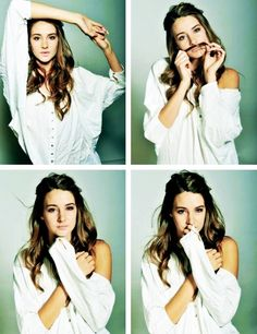 My fave. Hunger Games, Pretty People, Beautiful People, Shailene Woodly, Star Wars, Celebrity Crush, Celebrity Beauty, Celebs, Celebrities