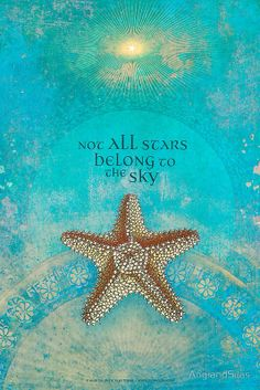 Not all stars belong to the sky © Angi Sullins & Silas Toball beach quotes I Love The Beach, My Love, Am Meer, Beach Bum, Beach Trip, Canoe Trip, Ocean Beach, Ocean Waves, Travel Quotes