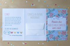 Carol and Juan – Convite Madrinhas