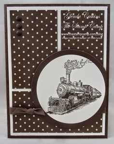 Try Stampin' On Tuesday: Challenge #179