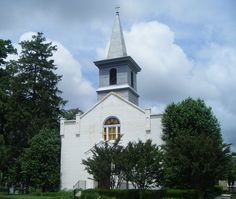 Third Addition to Rockville and Old St. Mary's Church and Cemetery in Montgomery County, Maryland.