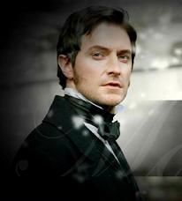 Richard Armitage, otherwise known as my latest historical hero. You're welcome, Romancelandia.