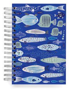 Fish Eye Project Jumbo Journal