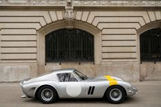 it Cars — Ferrari 250 GTO (1963) Image by Anthony Gonner